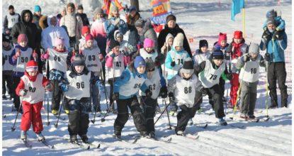 Лыжные гонки - Вырица