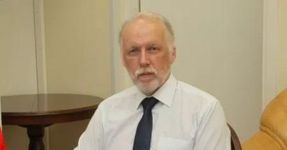 Сергей Шабанов Уполномоченый