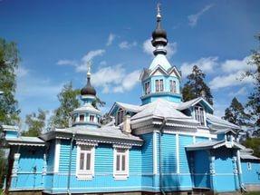 Храм Петра и Павла в Сиверском