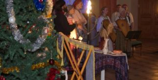 Христос рождается