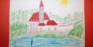 Детский рисунок - Приорат
