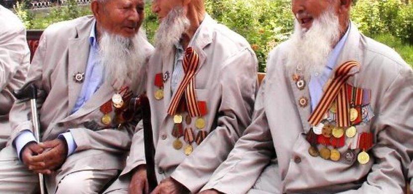 Таджики ветераны ВОВ