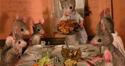 Кукольные мыши