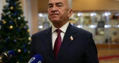 Сергей Бебенин с Новым годом