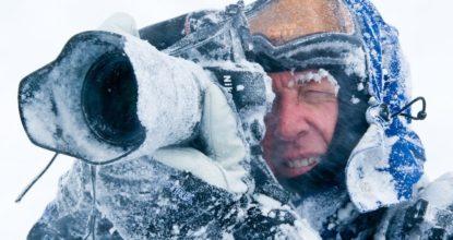 Зимний фотограф