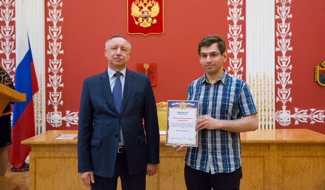 Учёный Леонид Скрипников