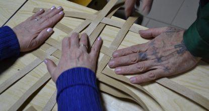 Рука с наколками