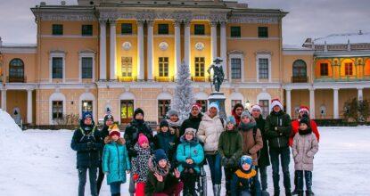 Счастливое будущее в Павловске