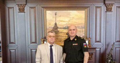Валерий Коваленко и Игорь Осипов