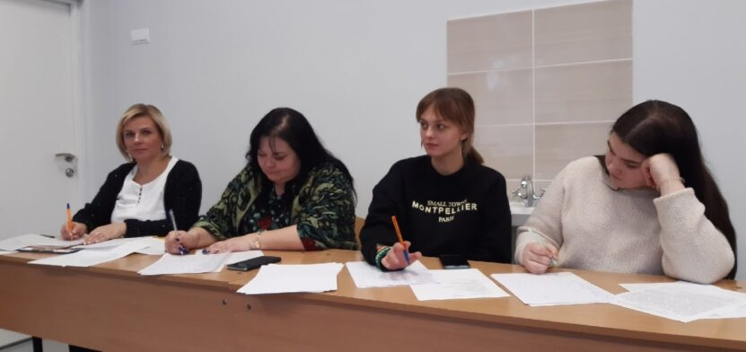 Конкурс чтецов в Войсковицкой школе