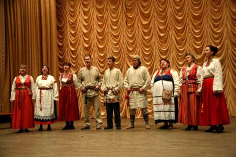 Фольклорный коллектив