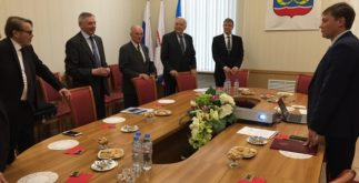делегация из Финляндии (1)