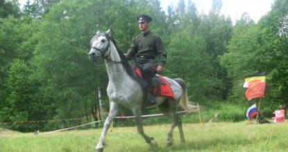Казак на лошаде