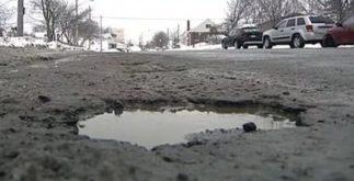 Посушка дорог
